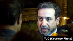 Iranian Deputy Foreign Minister Abbas Araqchi (file photo)