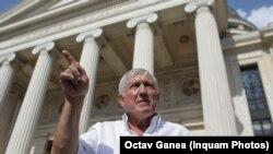 Mircea Diaconu și-a anunțat recent intenția de a candida la alegerile prezidențiale din această toamnă
