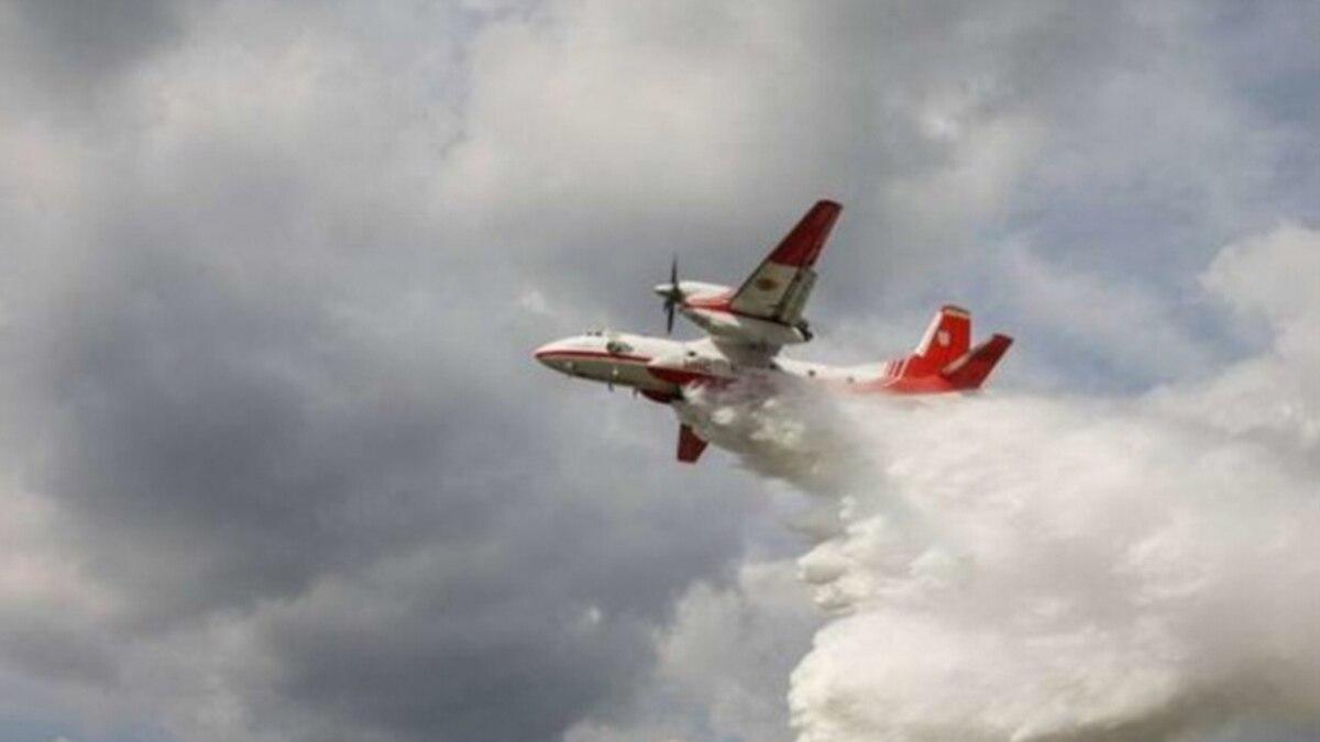 ГСЧС сообщает о ликвидации пожара в Котовском лесничестве