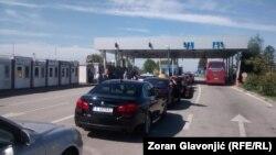 Granični prelaz Batrovci (ilustracija)