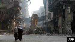 Siriýanyň Homs regiony