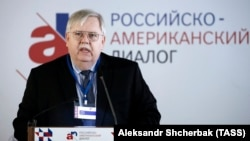 U.S. Ambassador to Russia John Tefft