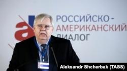 Ambasadorul american la Moscova, John Tefft