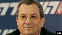 Министр обороны Израиля, лидер Партии труда Эхуд Барак