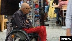 Люди з інвалідністю, Мюнхен