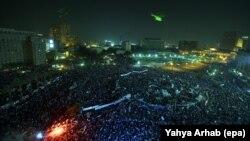 Egypt - Mijëra protestues në sheshin Tahrir të Kajros, duke kërkuar largimin e presidentit Muhamed Morsi (Ilustrim)