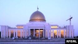 Palat prezidenţial în Aşgabat