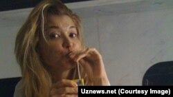 Одна из недавних фотографий Гульнары Каримовой, попавших в прессу.