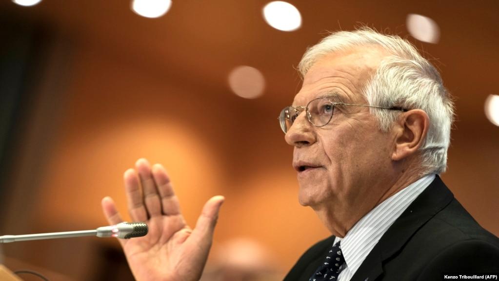 جوزف بورل از مقامهای حکومت ایران خواسته است که با تحقیقات معتبر و شفاف، شمار جانباختگان و افراد بازداشت شده را روشن کنند.