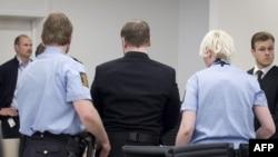 Nga procesi gjyqësor i Breivikut