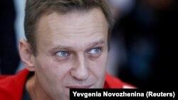 Lideri opozitar në Rusi, Aleksei Navalny.