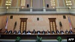 Конституционный суд Чешской Республики (архивное фото)