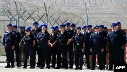 Припадници на ЕУЛЕКС во Косово