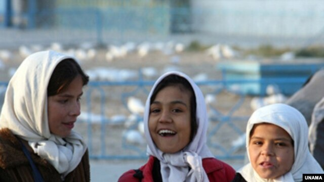 With the Taliban-era ban on girls from attending school still fresh in the minds of Afghans, the country's education system can already boast that nearly 40 percent of students are girls.