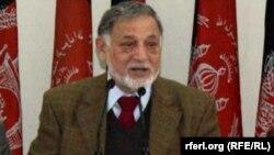Юсуф Нуристани - руководитель Независимой избирательной комиссии по выборам Афганистана