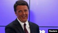 Italijanski premijer Matteo Renzi