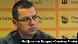Đorđe Vuković, foto: Medija centar Beograd