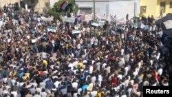 Антиправительственные выступления продолжаются несмотря на репрессии