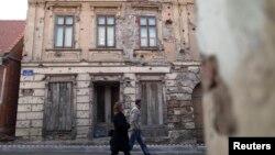Vukovar, poslijeratna fotografija