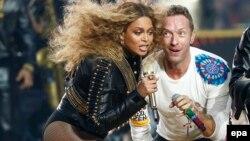 Beyonce və Coldplay qrupundan Chris Martin