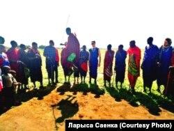 Племя масаі