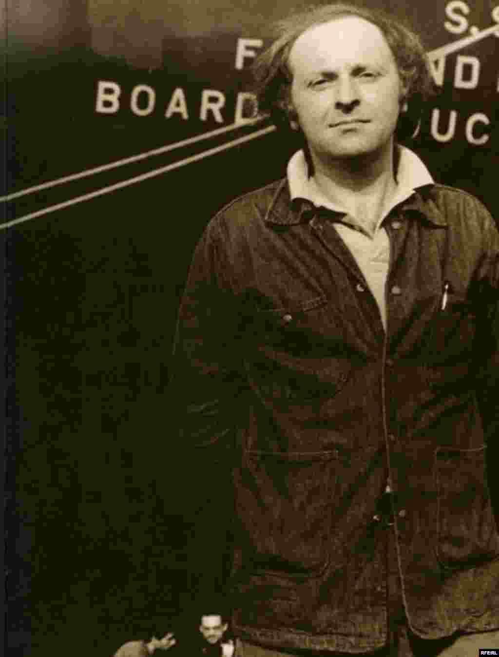Brodsky In New York - 44 Morton Street #17