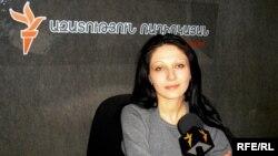 Անի Արզումանյանը «Մաքսլիբերթի»-ի ստուդիայում