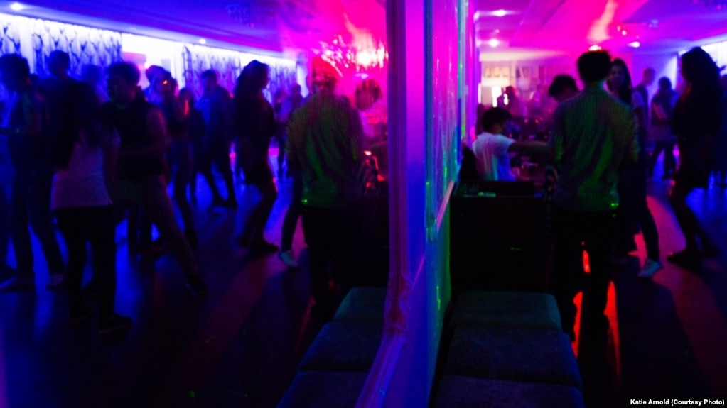 "Inside the London nightclub in Bishkek: ""The problem is that people don't understand what a gay club is,"" says Olesya, one of the club's founders. ""They think we are doing something pornographic. But if they came and saw that it is just a normal club, where people dance and drink, then it would be OK."""