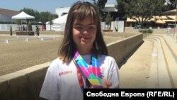 Медал след медал в Спешъл олимпикс