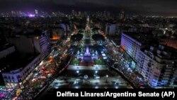 Буэнос-Айрес (архивное фото)