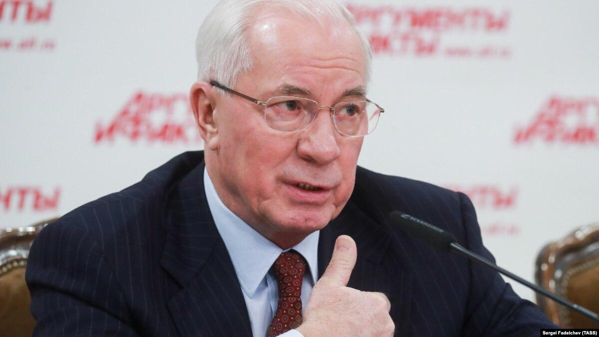 Послы ЕС решили снять санкции с Азарова и Ставицкого