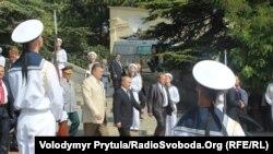 Янукович і Путін разом дивилися парад у Севастополі