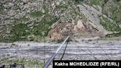 Գազատար Վրաստանի տարածքում, արխիվ