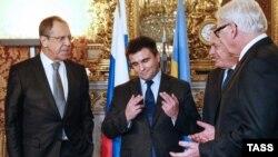 Попередня зустріч міністрів у «нормандському форматі» в Парижі 3 березня