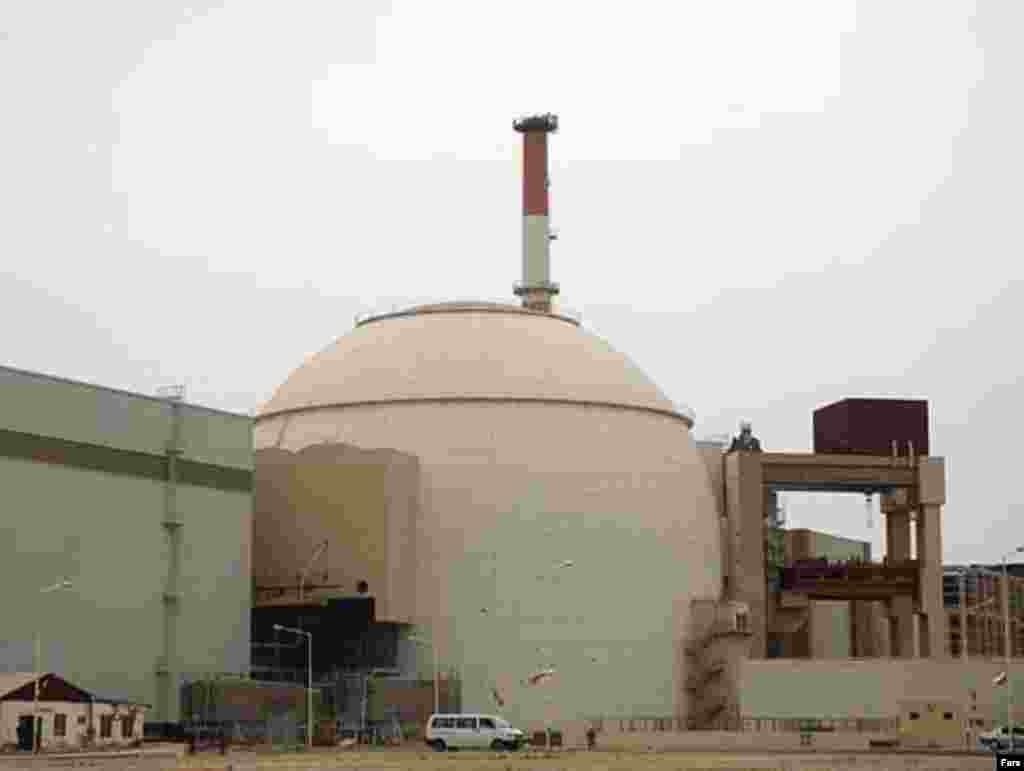 The Bushehr nuclear power plant, April 2007 (Fars) - The Bushehr plant was the brainchild of Shah Mohammad Reza Pahlavi, who believed Iran had to prepare for the time when it's oil and natural-gas reserves were exhausted. In the early 1970s, the shah approved plans to build 23 reactors by 2000.