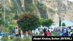 أجواء العيد في دهوك