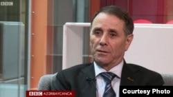 Помощник президента Азербайджана по вопросам внешней политики Новруз Мамедов (архив)