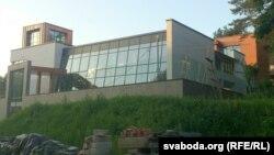 Новы дом бізнэсмэна Пефціева