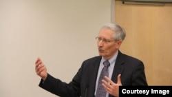 АҚШ-тың Әзербайжандағы бұрынғы дипломаты Ричард Каузларич