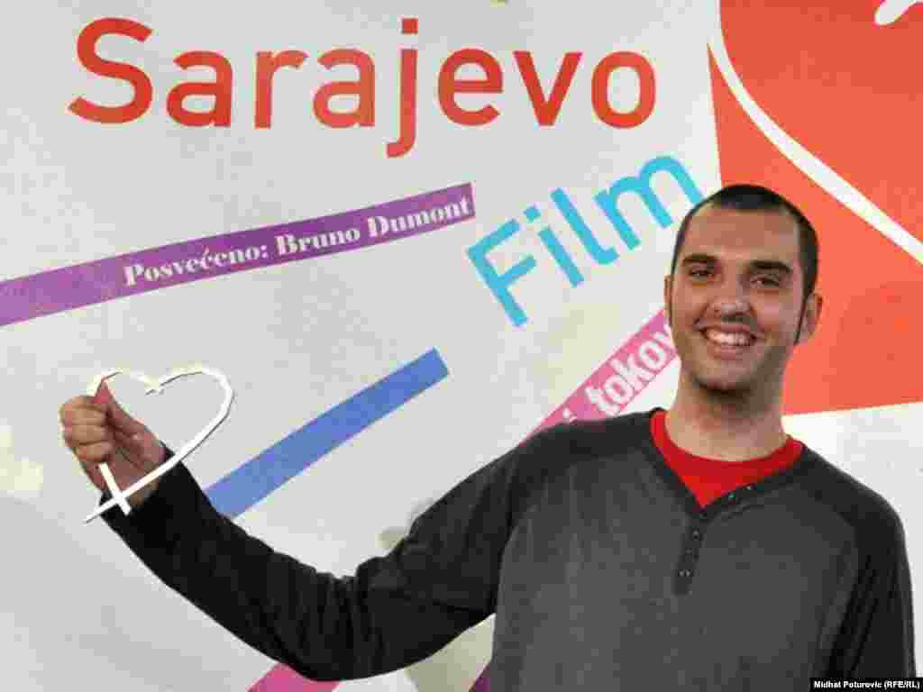 Nikola Ležaić, Srce Sarajeva za najbolji igrani film