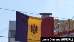 Moldova dövlət bayrağı