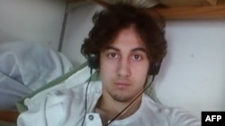 Dzhokhar Tsarnaev (file photo)