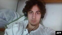Fotografi arkivi e Dzhokhar Tsarnaev