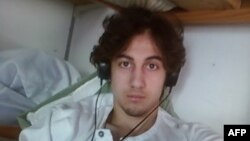 Convicted Boston Marathon bomber Dzhokhar Tsarnaev (file photo)