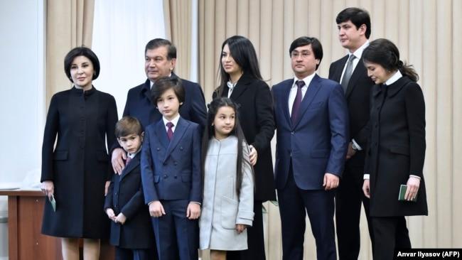 Миризёевдин үй-бүлөсү