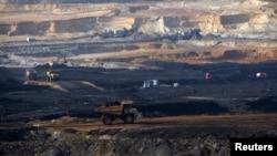 Jedan od rudnika u BiH - ilustracija