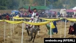 Фрагмэнт рыцарскіх турніраў