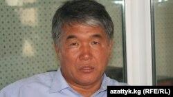 Султан Раев, Кыргыз эл жазуучусу