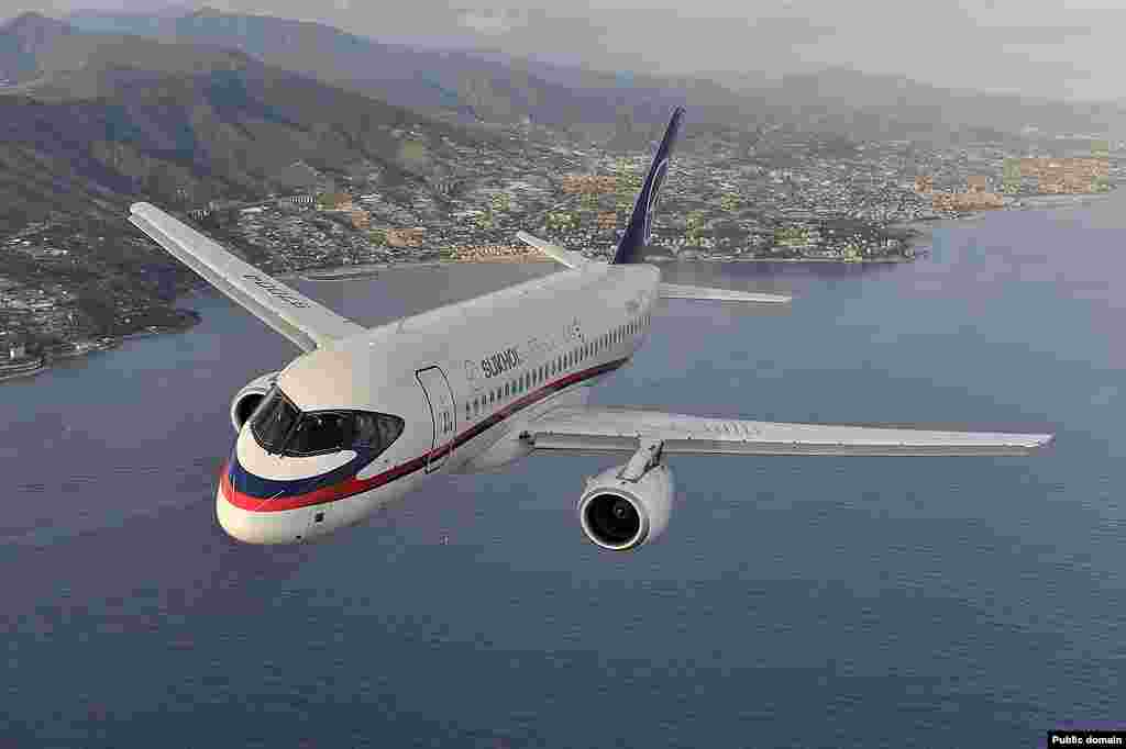 In 2011, the Superjet first entered commercial service with Armenia's national carrier.