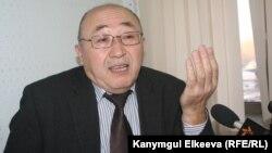 Райымбек Мамыров.